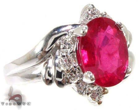 One of a Kind Ruby Ring 2 Anniversary/Fashion