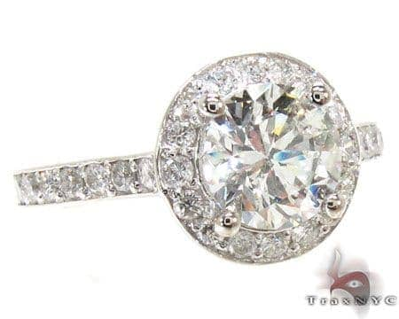Tina's Elegant Ring Engagement