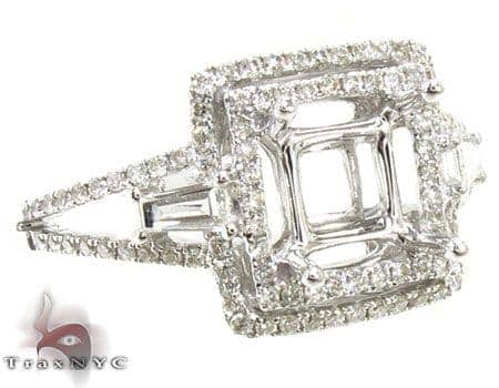 Ladies Semi Mount Ring 18964 Engagement