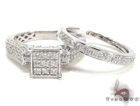 Lady Trax Ring Engagement