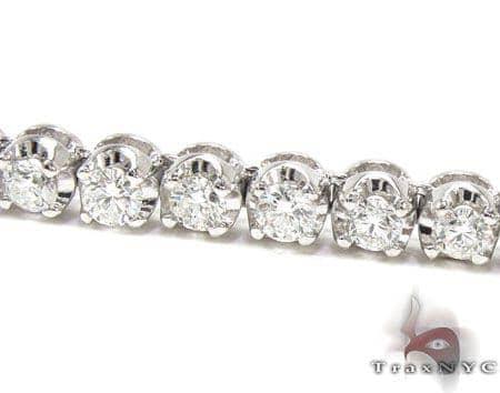 Custom Jewelry - Diamond Chain 24 Inches 5mm 75.8 Grams Diamond