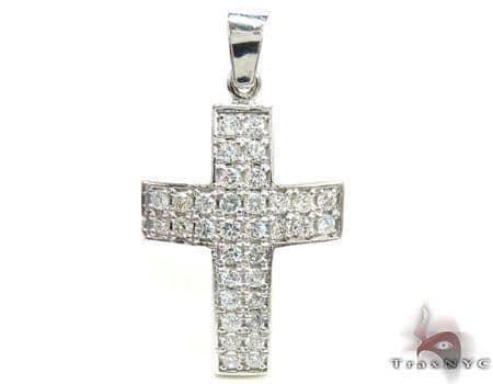 Solid Arctic Cross Diamond
