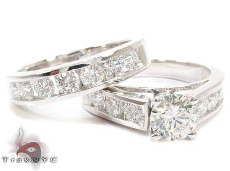 Europe Style Wedding Ring 3 Engagement