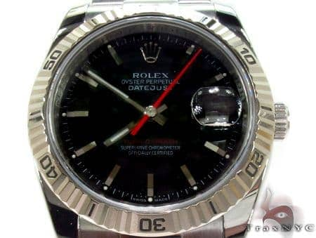 Rolex Datejust White Gold and Steel 116264