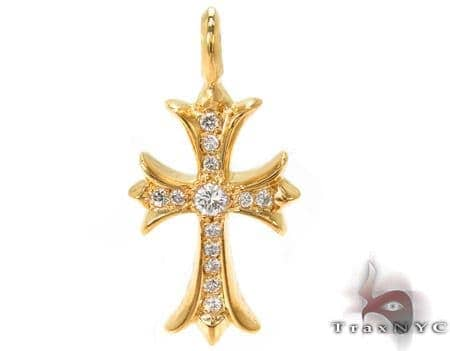Chrome Hearts Cross Diamond