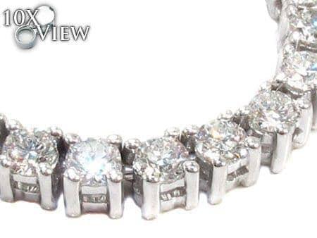 Diamond Chain 26 Inches 4.5mm 79.9 Grams Diamond