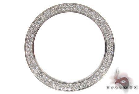 Diamond Dial Insert for Breitling Super Avenger Watch Watch Accessories