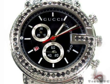 Gucci G-Chrono PVD Diamond Watch Gucci