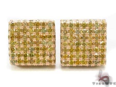 Prong Diamond Earring 33721 Stone