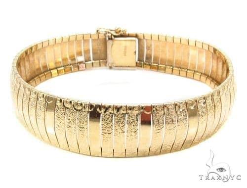 14k Gold Bracelet Gold