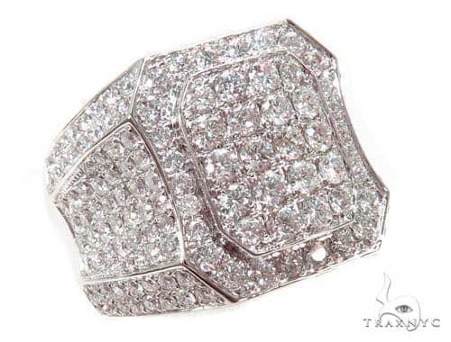 Prong Diamond Ring 39473 Stone