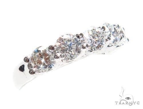 Prong Diamond Wedding Ring 41573 Wedding