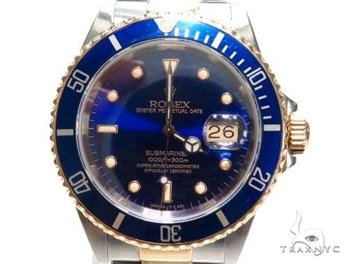 Pre-Owned Rolex Submariner Steel 16803