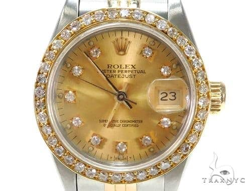 Rolex Datejust Yellow Gold 6917 Rolex Collection