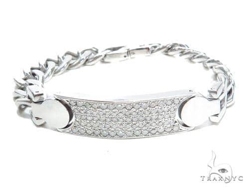 Prong Diamond Bracelet 43360 Diamond