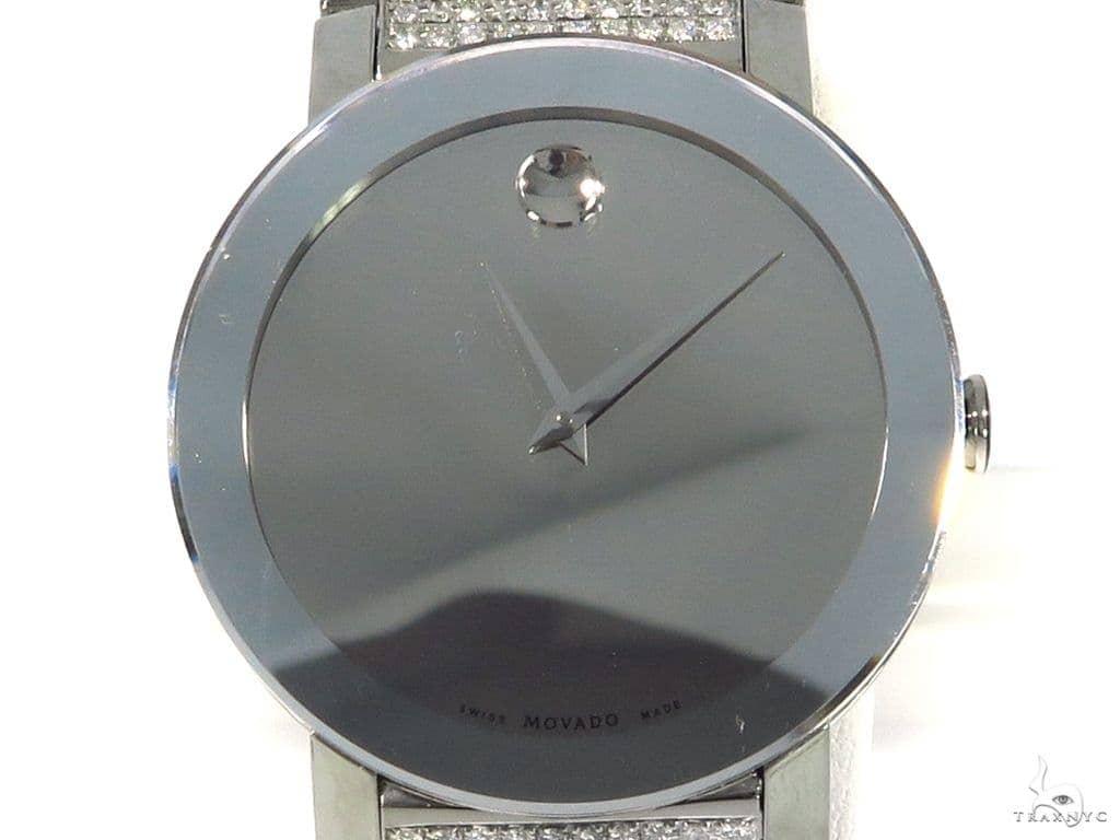 Diamond Movado Sapphire 0606093 45408 Movado