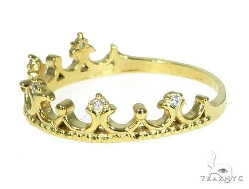 Crown Diamond Anniversary/Fashion Ring 45470 Anniversary/Fashion
