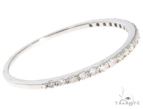 14K White Gold Prong Diamond Wedding Ring 61499 Wedding