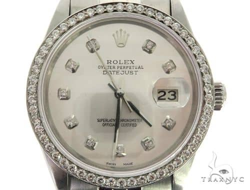 Rolex Datejust Steel 116200