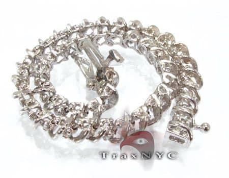Tunnel Bracelet Diamond