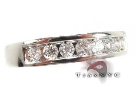White Octostone Ring Stone