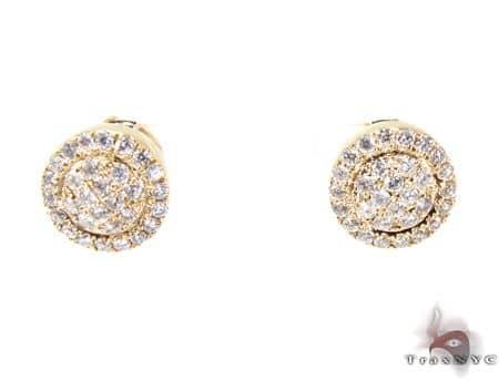 Hermes Earrings Stone