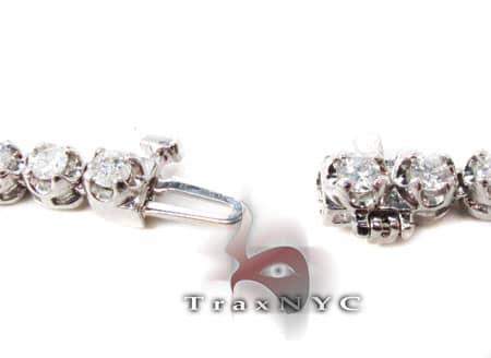 Polar Iced Diamond Chain 24 Inches 34.00 Grams Diamond