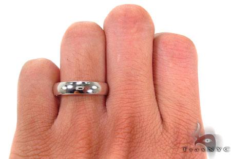 14K Gold Plain Ring 31742 Style