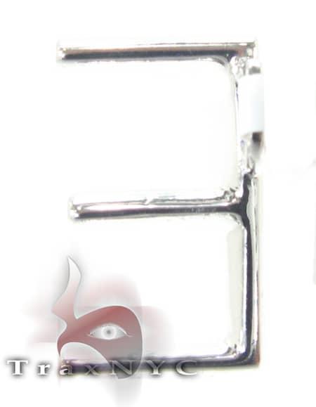 Frozen E Pendant 2 Metal