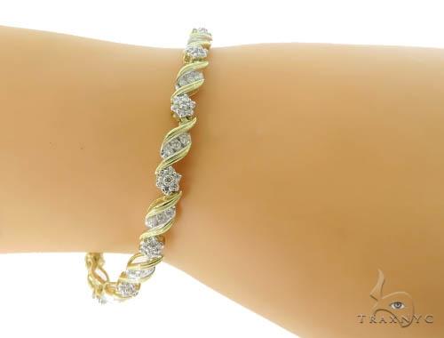 Belasica Diamond Bracelet 49615 Diamond