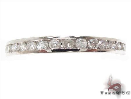 Channel Diamond Ring 32680 Wedding
