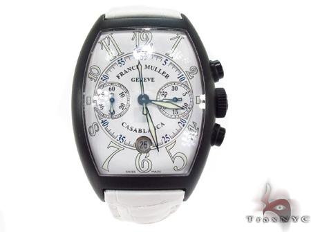 Franck Muller Casablanca Chronograph 8885CCCDTNRAC Watch Franck Muller