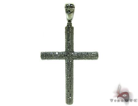 Mens Black Diamond Cross 21174 Diamond