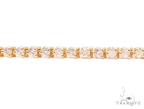 Prong Diamond Tennis Bracelet 43288 Tennis