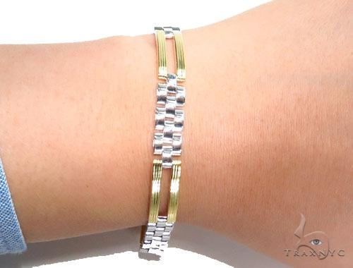 Sterling Silver Bracelet 41351 Silver