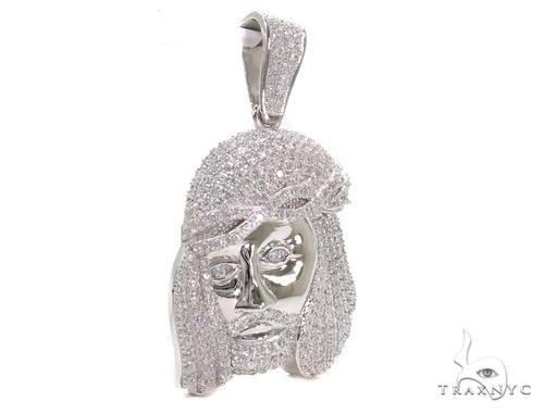 Sterling Silver Pendant 40318 Metal