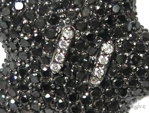 Super Mario Bros Star Black Color 44896 Metal