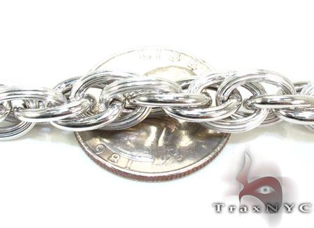 Unisex Silver Bracelet 21862 Silver